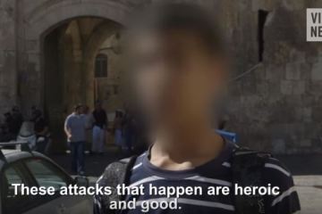 Vice News Intifada 3 dispatch 2