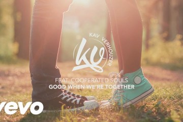 Kav Verhouzer feat. Cooperated Souls - Good When We're Together