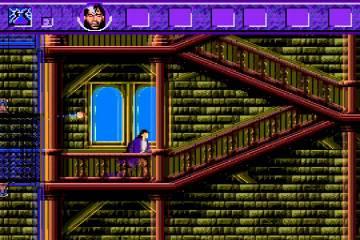 Mega Drive - Warlock