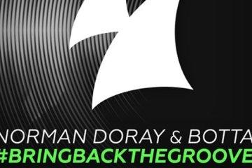 Norman Doray & Bottai - #BringBackTheGroove (Original Mix)