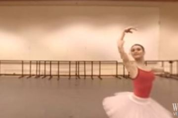 WSJ Life of an Elite Ballerina