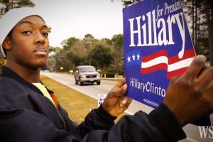 black millenials and the 2016 US presidential election