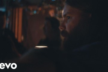 """Country music video from Chris Stapleton's """"Fire Away"""" country music video nominated by the Country Music Association Award for Music Video of the Year. Music video screen capture via YouTube/VEVO."""
