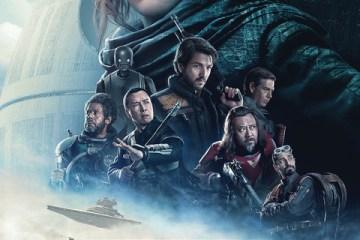 Rogue One: A Star Wars Story Movie Poster via Star Wars.com