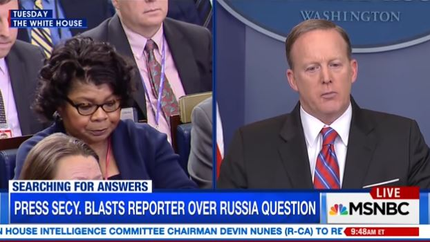 Spicer-April Ryan