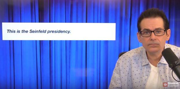 The Obama Presidency was the Seinfeld Presidency