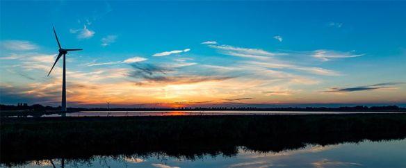 'De Wieringermeer' - Fotograaf: Erwin Slootweg