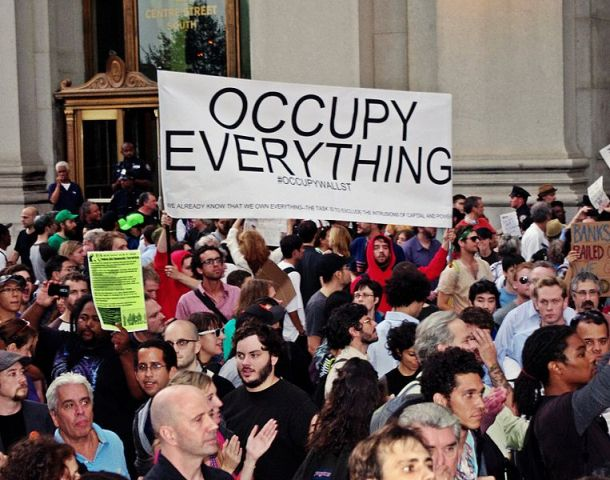 Election Reform and Occupy