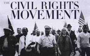 civil rights movement martin luther king political personality