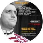 Simon Qudos Promo DJ Mix - CD Printing Duplication