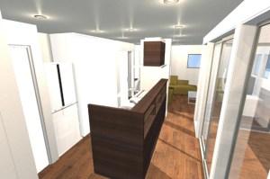 間取りデザイン10|プライベートバルコニーが豊かにする空間