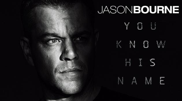 Jason Bourne Tekrar Bizlerle