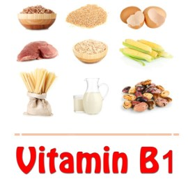 Vitamin B1 sources