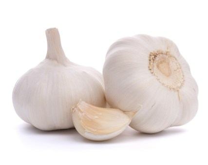 garlic to treat tooth abscess