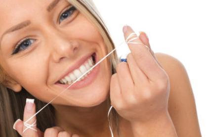 floss your teeth