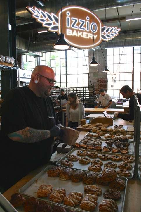 Denver Central Market Izzio Bakery