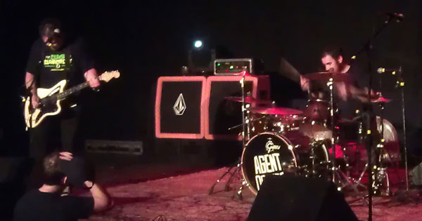 The legendary surf punk trio played 20 songs over abut 70 minutes last Wednesday night. (Photo: DenverThread)