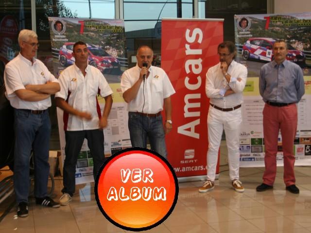 Rallye Vall de Sant Pere