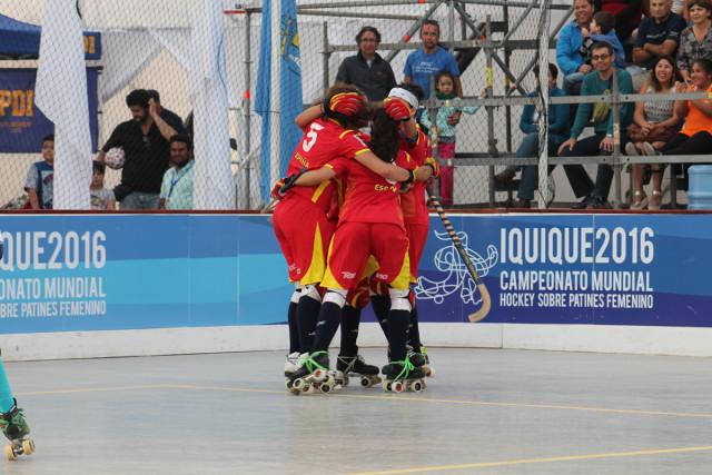 Selección Española Femenina hockey sobre patines