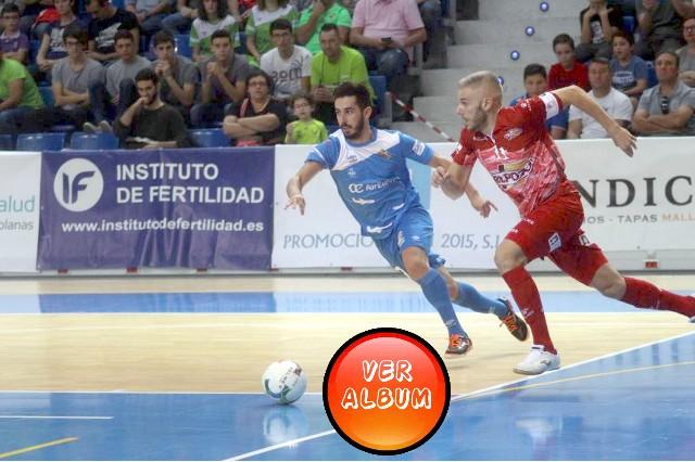 Palma Futsal - El  Pozo Murcia
