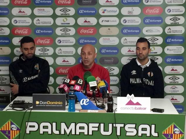 Juanito junto a Carlitos y Tomaz