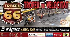 Trofeu de Velocidad Xàtiva 2017