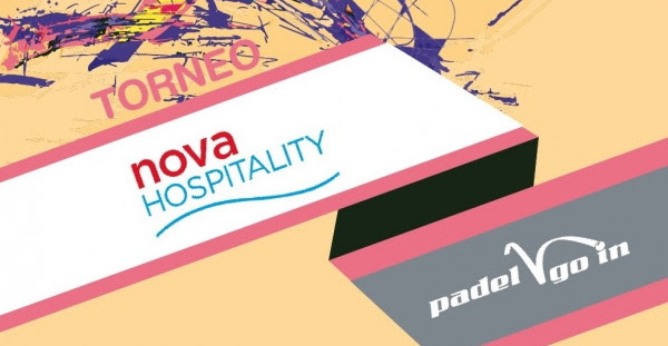 I Torneo de Pádel Nova Hospitality p
