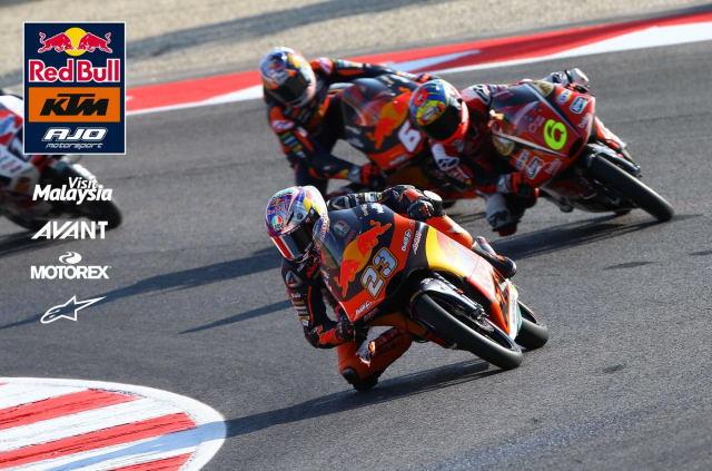 Red Bull KTM Ajo Motorsport