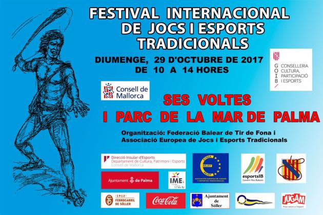 Festival Internacional de Juegos y Deportes Tradicionales