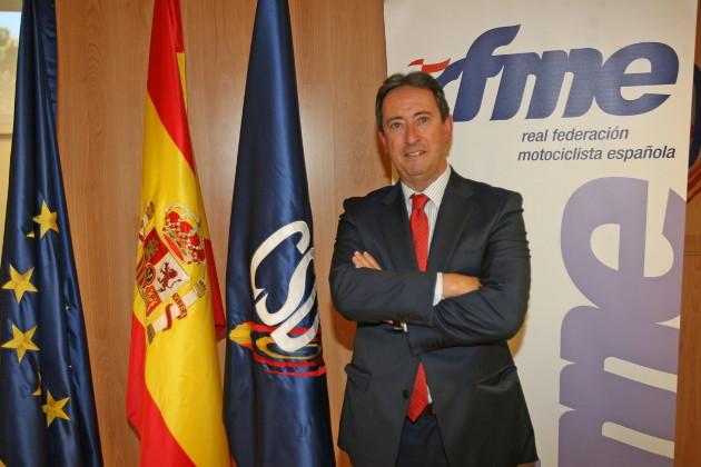 Manuel Casado, Presidente electo RFME