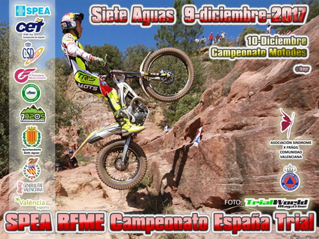Cartel RFME CET SieteAguas