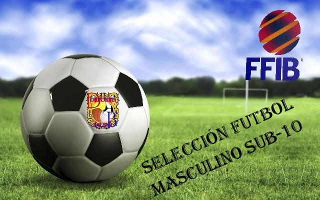 Sub-10 Selección Futbol Masculino