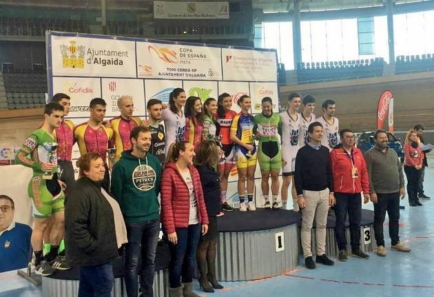 Ganadores Copa España Toni Cerda