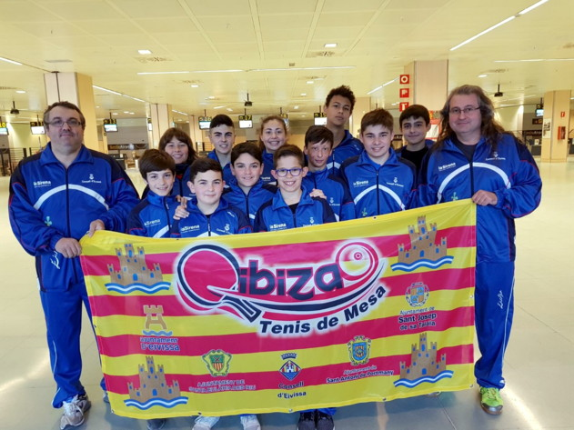 Ibiza tenis de mesa