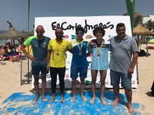 Campeones Baleares OPen general absoluta 3000