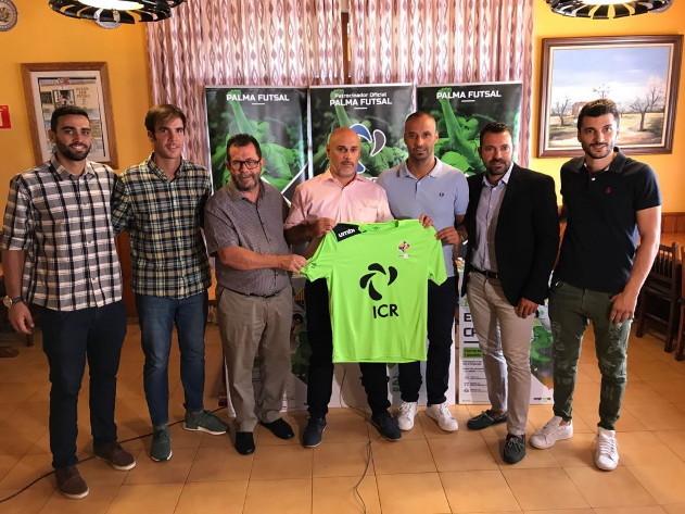 Presentación de lujo del Palma Futsal