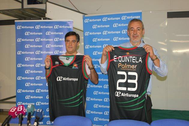 Marcus Gilbert y Erik Quintela (2)