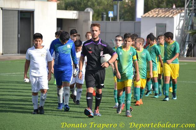 Atco Rafal B vs Juventud S.OA.T.