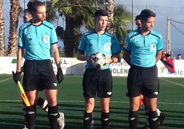 CD. S'HORTA vs UD.PLA DE NA TESA