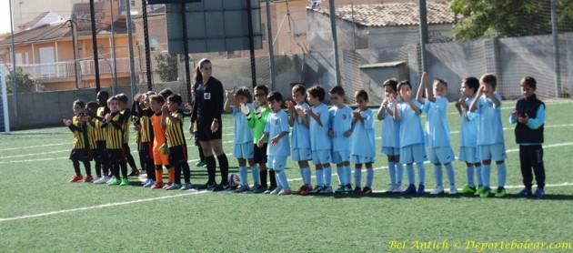 Sporting Ciutad de Palma vs Ferriolense