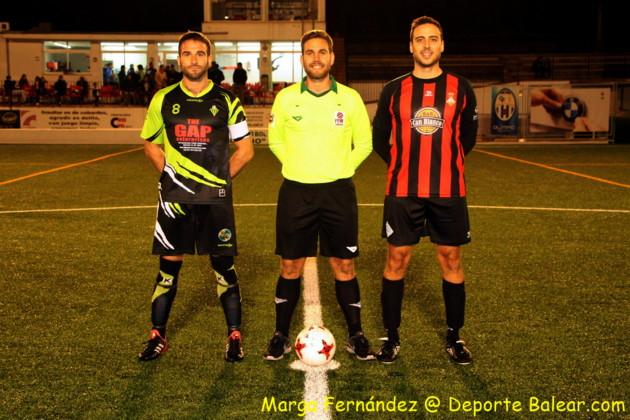 C'as Concos DF vs Sp Son Ferrer B
