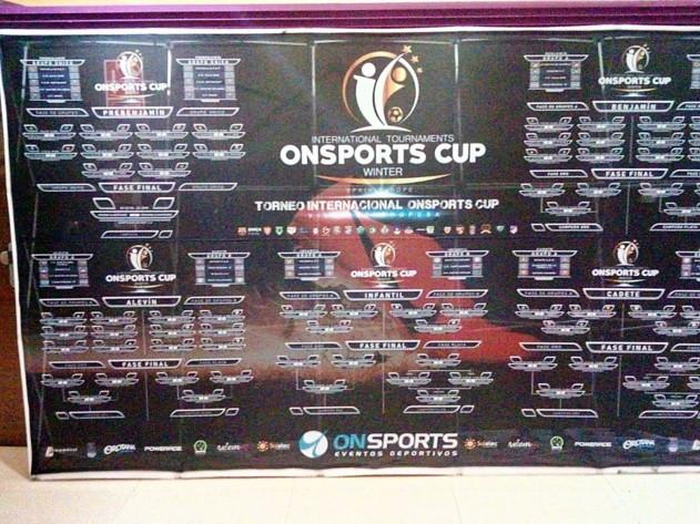 On Sports Winter Cup villa de Oropesa