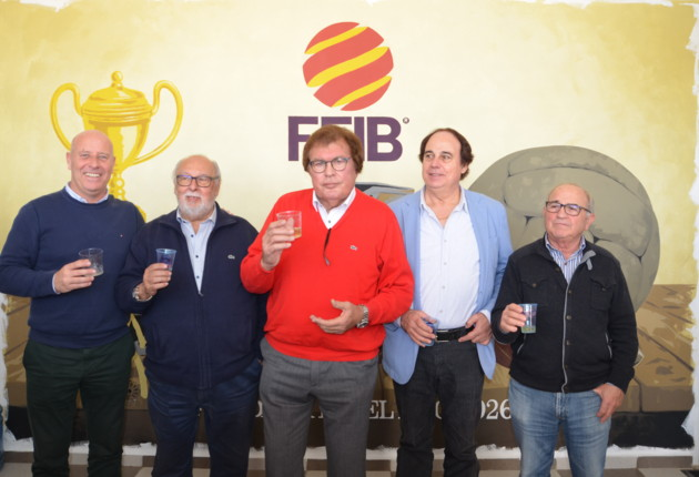Partido y Brindis FFIB 2018