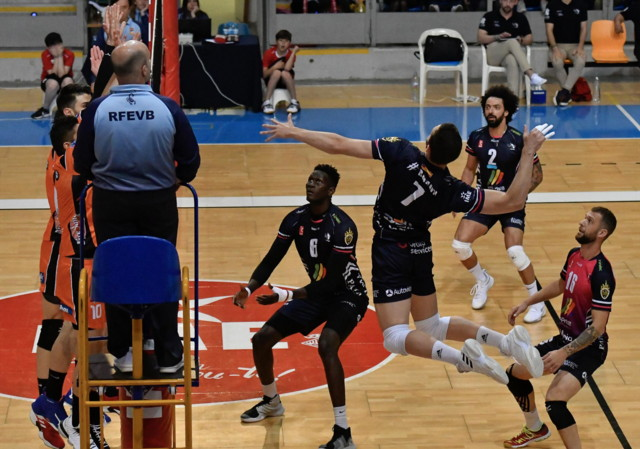 Vóley Palma vs Club Voleibol Teruel
