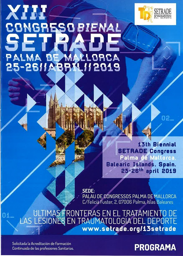 XIII Congreso Bienal