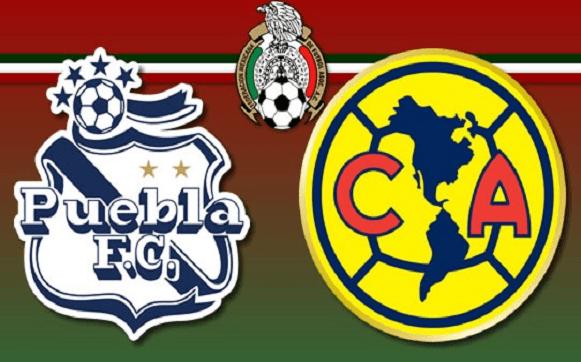 Resultado y Video Goles Puebla vs América hoy 26 Julio 2015