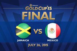 Resultado Final Copa Oro México vs Jamaica Hoy 26 Julio 2015 VIDEO