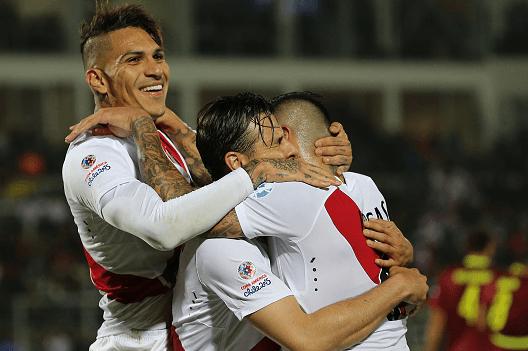 Perú se llevó la tercera plaza de la Copa América 2015