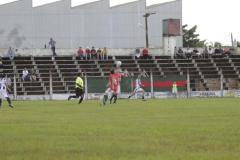 Brown debutó con victoria en el Federal B. Fue 3-2 ante Ocampo Fábrica en Villa Urquiza (Foto: Tatiana Lencina, El Territorio)