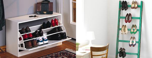 Muebles para guardar ropa y zapatos for Muebles para guardar zapatos